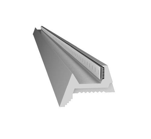 NAMA Akro 01 trimless indirect schijnend Led gips profiel 150cm