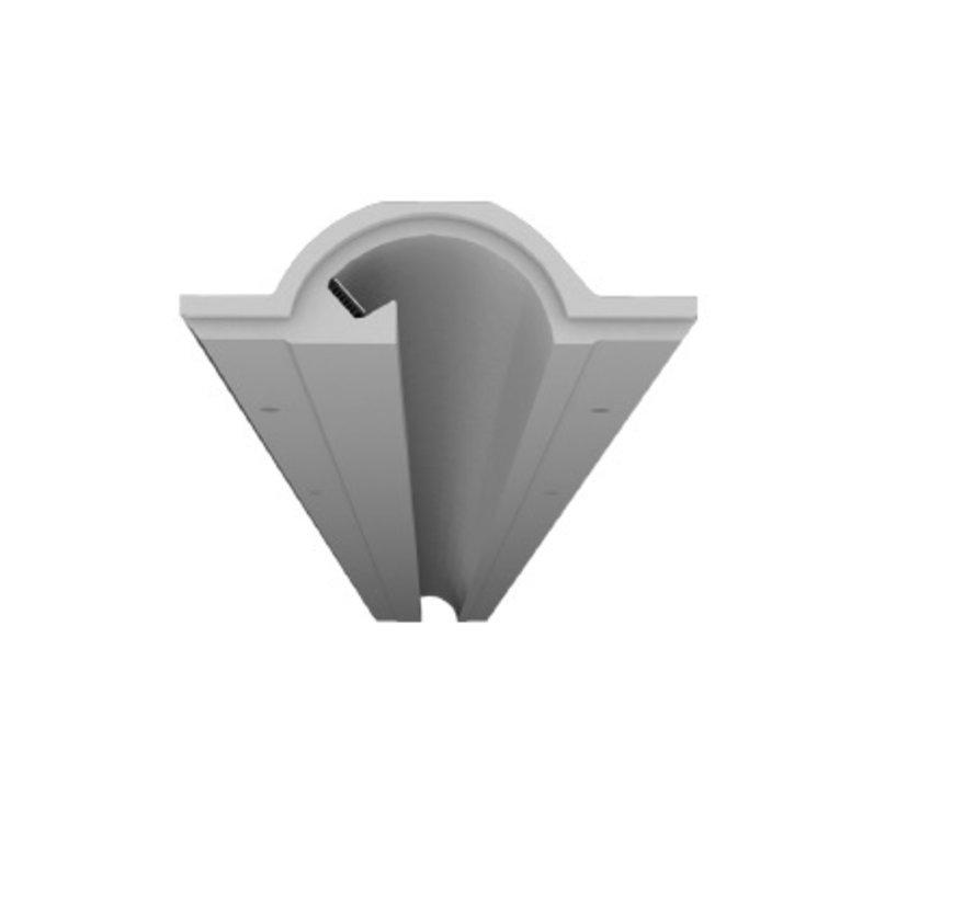 Orio 01 trimless indirect schijnend Led gips profiel 150cm