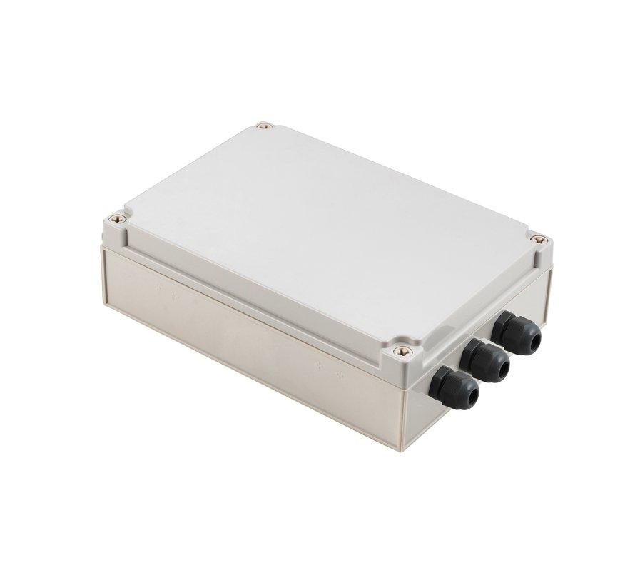 Slave RGB Easy + 24Volt/150Watt  controller + afstandsbediening