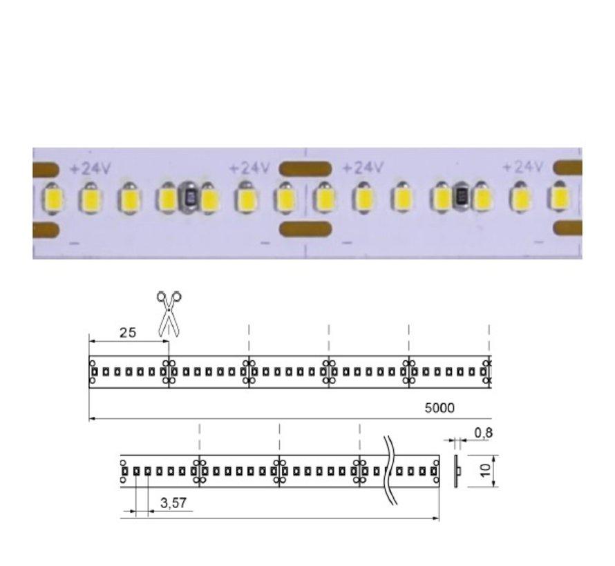Brilliant Basic 5 mtr 24V-24W  ledstrip 280 leds/p.mtr