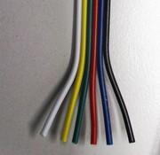 RGB-W aansluitkabel 6 x 0.34mm/2 per meter