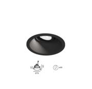 Wever-Ducre Deep Adjust Petit 1.0 Led orientable recessed spot 6W