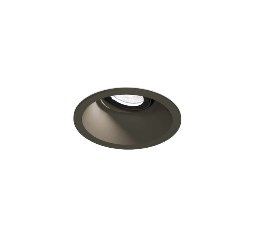 Deep Adjust Petit 1.0 Led orientable recessed spot 6W dimmable