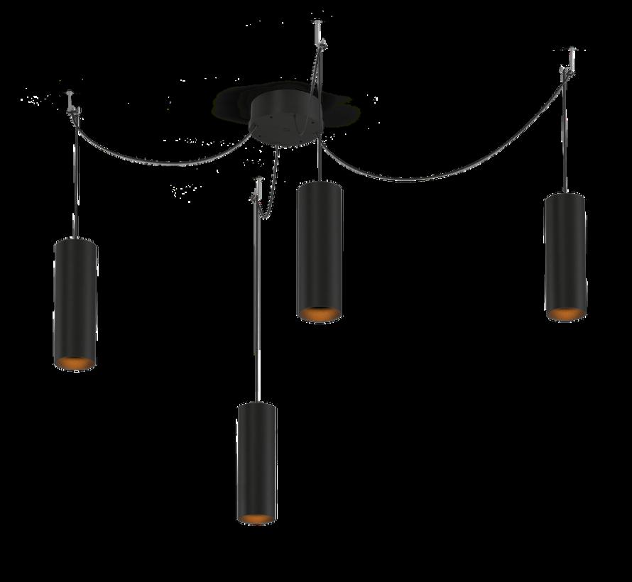 Multi Suspension voor 2-8 lampen