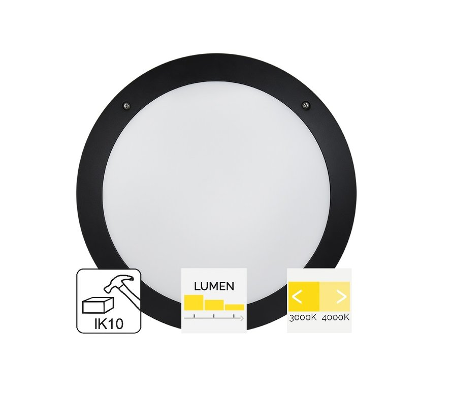 Fonda MM10369 plafondlamp 10-22W / 3000-4000K