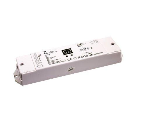 DALI 1-kanaals dimmer 12-36VDC - max 10Amp