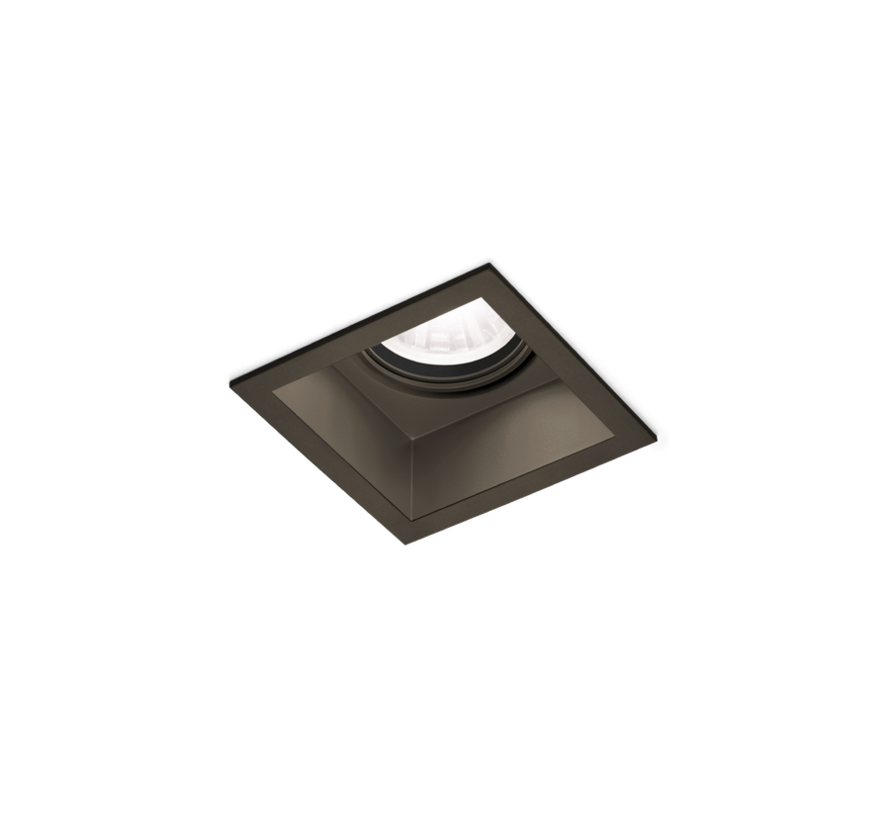 Plano 1.0 LED orientable 7/10W recessed spot in 4 colors