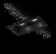 Wever-Ducre Plano 2.0 dubbele richtbare LED inbouwspot