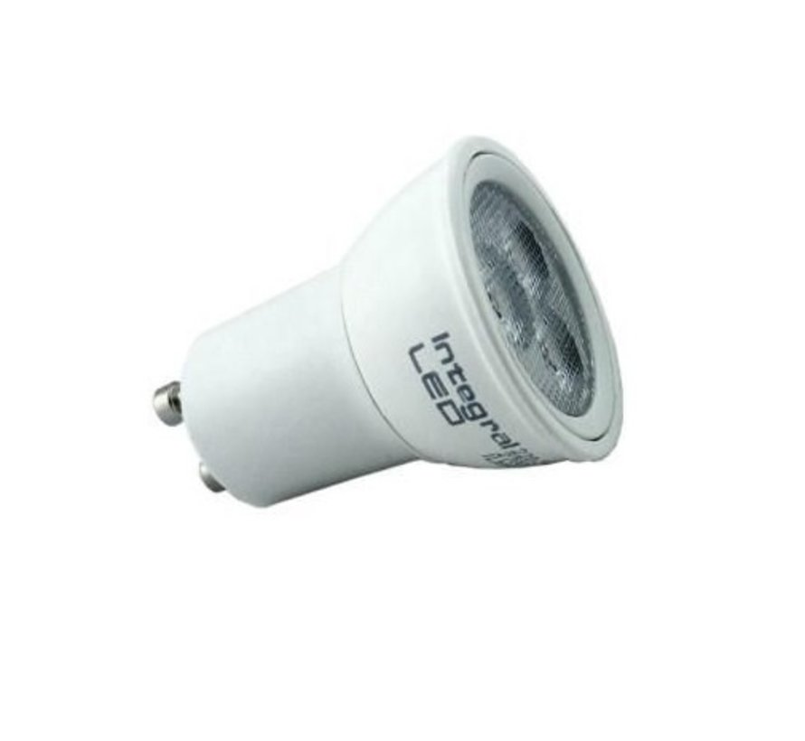 LED MR11 ledlamp GU10 3,6W-2700K dimbaar