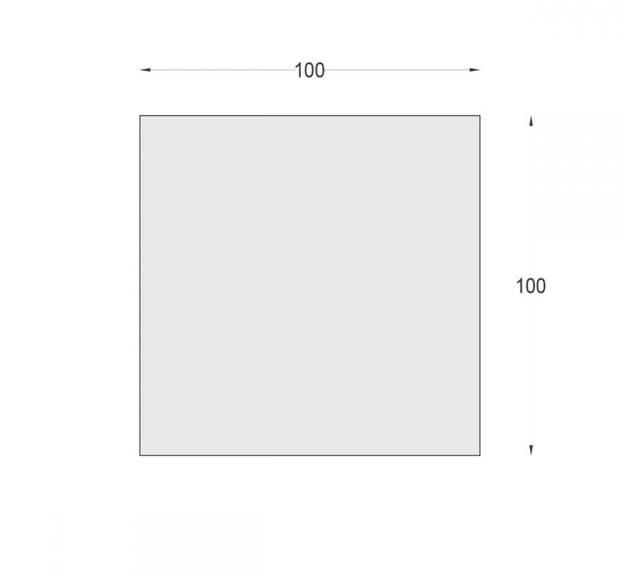 Kelyfos Up-down plaster led wallamp 3,5Watt-2700K