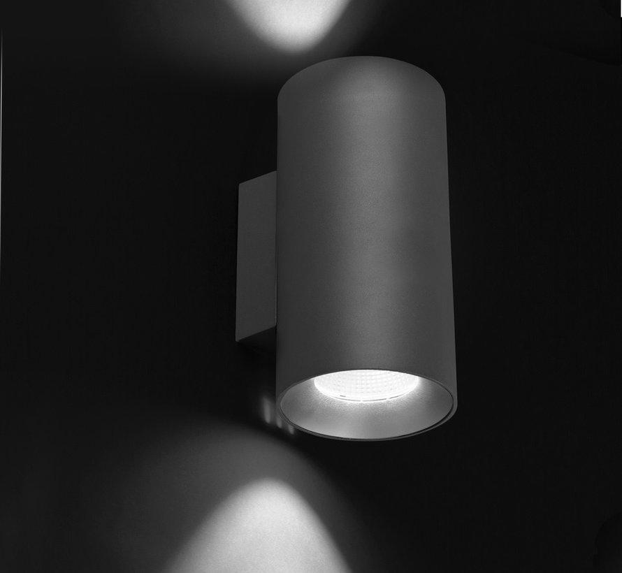 Cosmos Led outdoor up-down wandlamp 10,5-31Watt