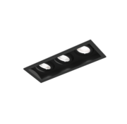 Wever-Ducre Plano Petit 3.0 Led orientable recessed spot 3 x 6W -350mA