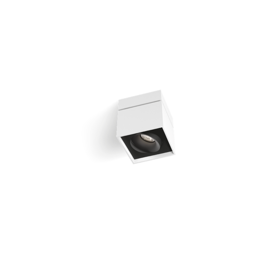 Sirro 1.0 LED orientable surface-mounted spot 10Watt dimmable in 3 colours