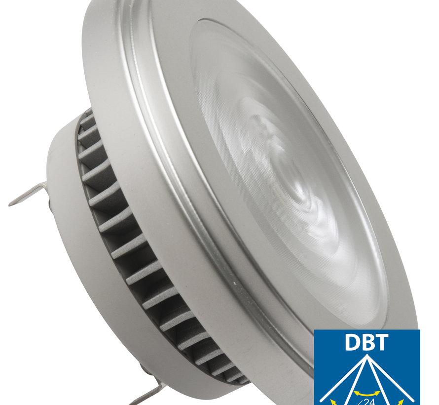 MM10214 AR111-G53 12V-11W(=50W) DBT dimbaar 2800K