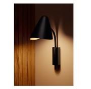 Leds-C4 Organic wandlamp zwart-goud