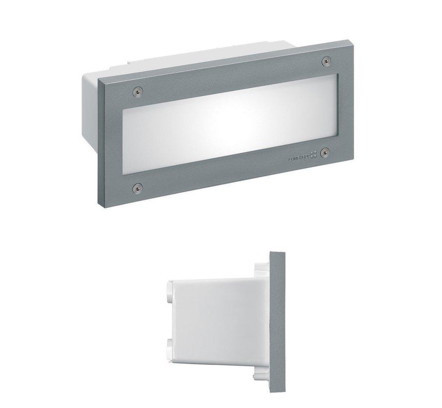 Stile 260 LED simmetrica IP66 10Watt  wand/plafond armatuur