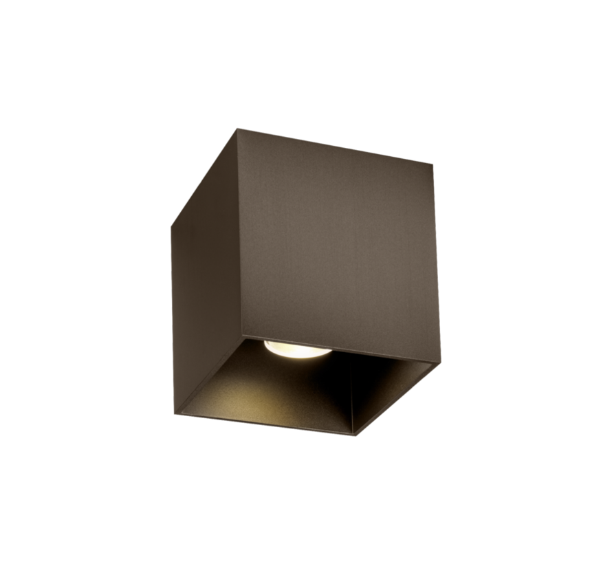 Box 1.0 LED Outdoor Ceiling Surface 8Watt dimmable
