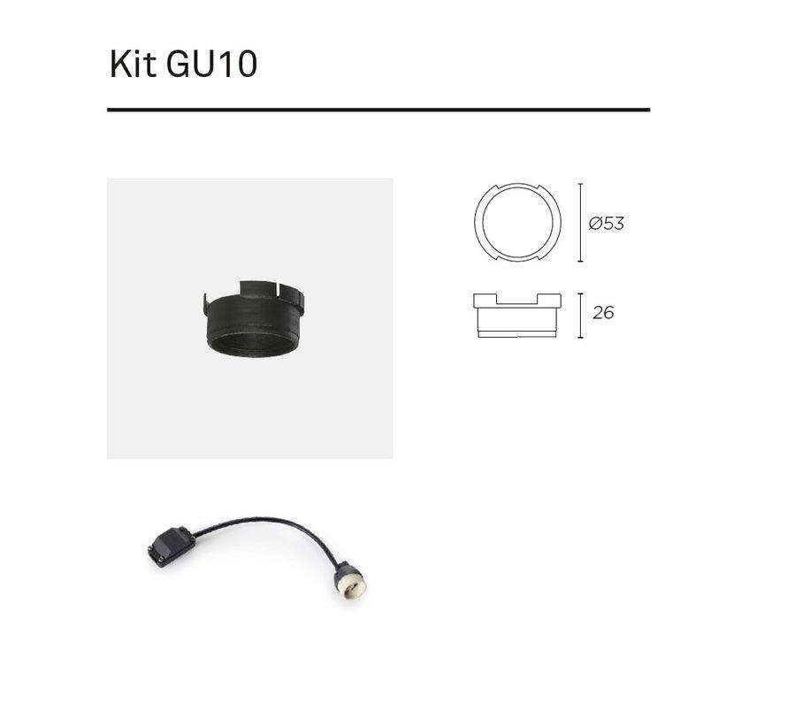 Play Kit GU10 adapter and socket