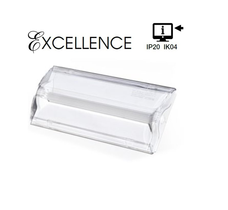 Excellence PSN sign sticker for wall mounted EAL-250M