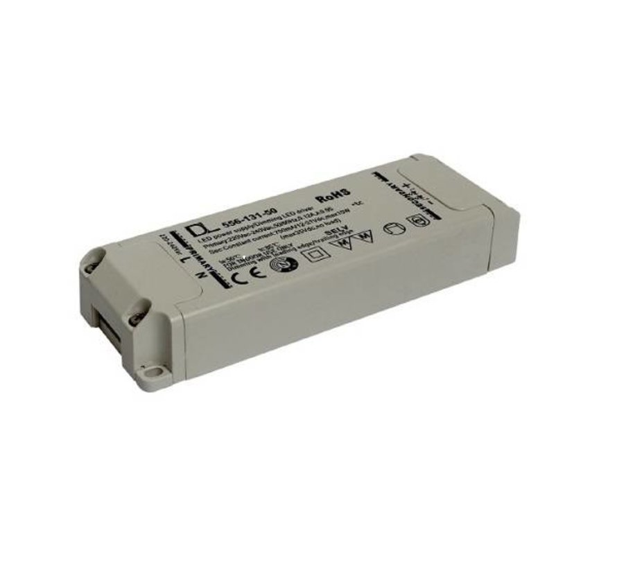 Eco-C led driver 700mA 25-40 Watt dimmable