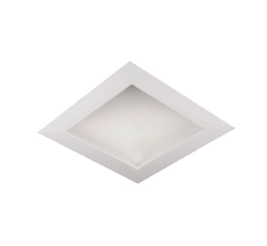 Tina Square recessed led downlighter