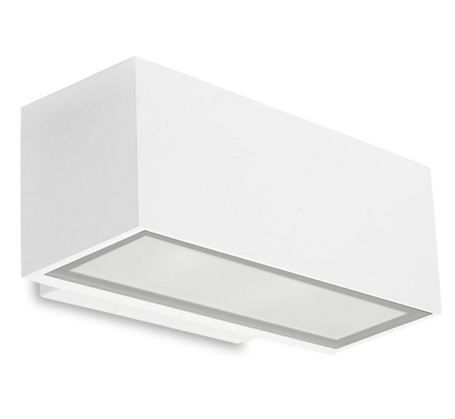Afrodita Led up/down wall fixture 17,5Watt IP65