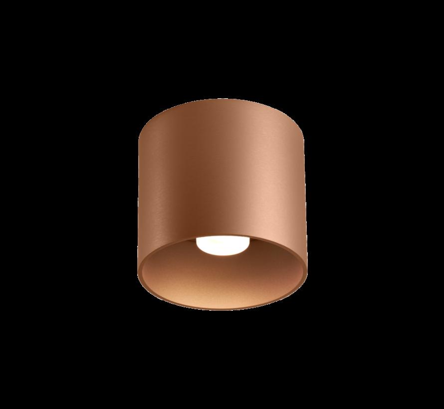 Ray 1.0 LED  opbouwspot 8Watt dimbaar in 6 kleuren
