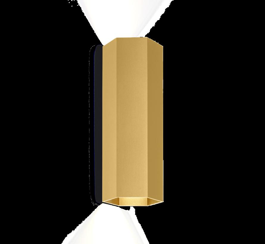 Hexo 2.0 PAR16 wandarmatuur up/down 2 x GU10 dimbaar in 4 kleuren