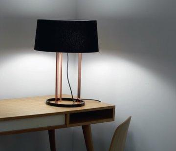 Grok Premium tafellamp 3 x E-27 594mm Ø440mm