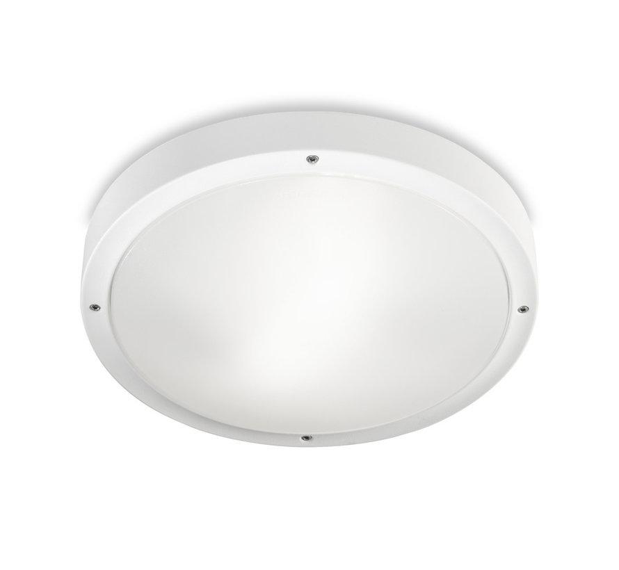 Basic Technopolymer Ø360mm ceiling fixture 22,3Watt