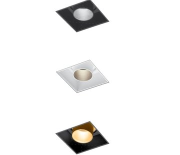 Wever-Ducre Sneak 1.0 LED trimless ceiling recessed 7/10Watt