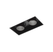 Wever-Ducre Sneak 2.0 LED trimless ceiling recessed 2 x 7/10Watt