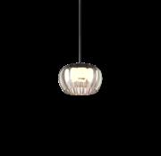 Wever-Ducre Wetro1.0 handgeblazen glazen Ø150mm  LED hanglamp dimbaar