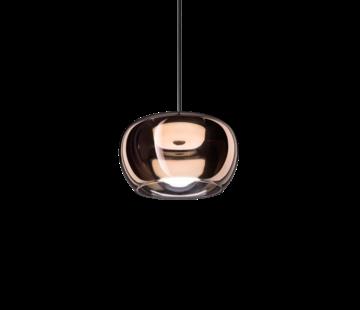 Wever-Ducre Wetro2.0 handgeblazen glazen Ø225mm  LED hanglamp dimbaar