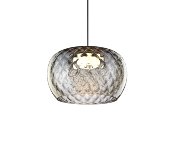 Wever-Ducre Wetro3.0 hand-blown glass Ø300mm LED hanging lamp dimmable