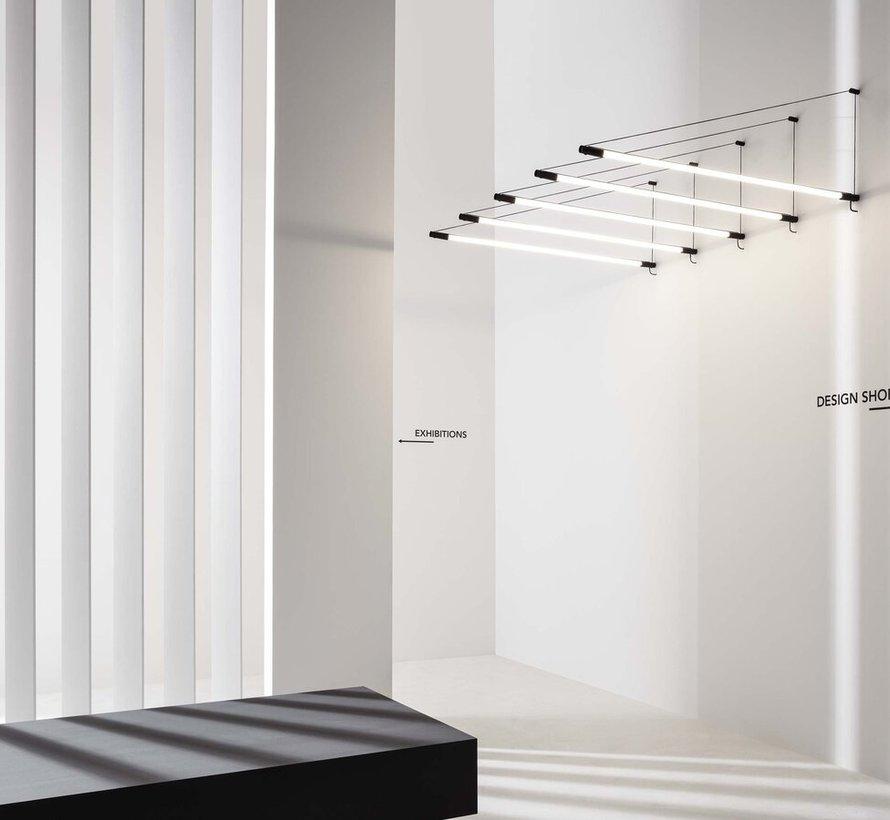 Darf 1.0 LED wall fixture 1626mm 25Watt dimmable