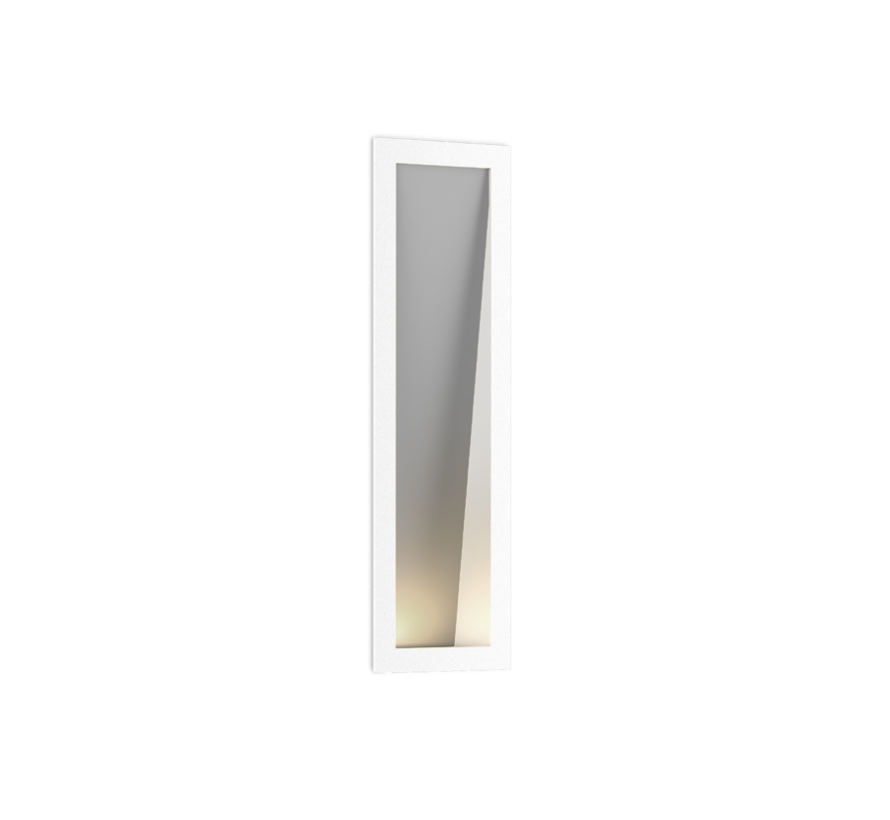 Themis 2.7 LED wall recessed 4-5W 2700-3000K excl driver