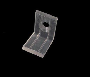 Alupro Corner profile mount clip