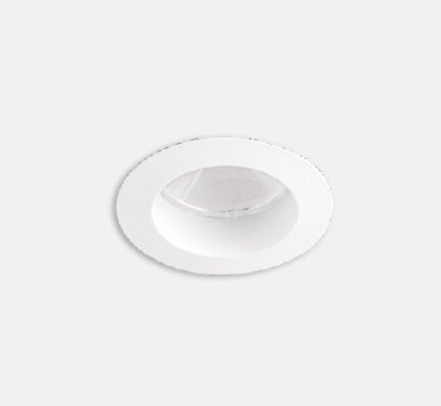 Play Deep vast ledspot voor PAR16-GU10 in wit of zwart