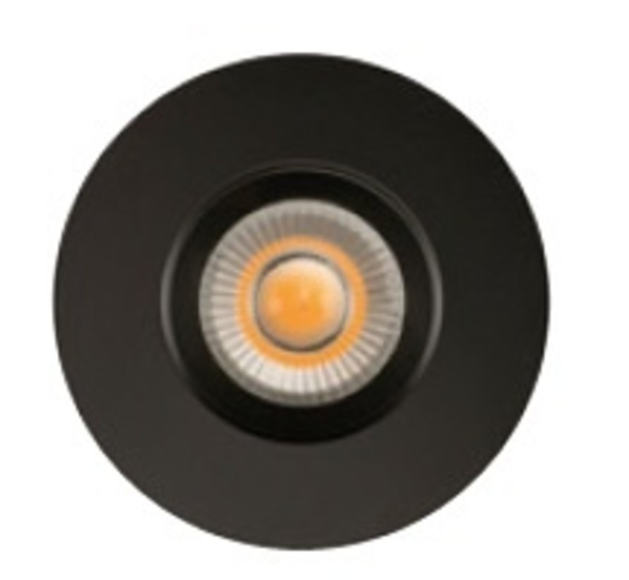 Play Deep fixed recessed PAR16-GU10 in white or black