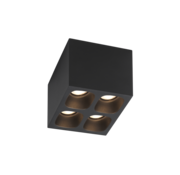 Wever-Ducre Pirro surface 4.1 LED 4x4Watt dimbaar