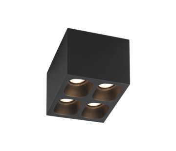 Wever-Ducre Pirro surface 4.1 LED 4x4Watt dimbaar