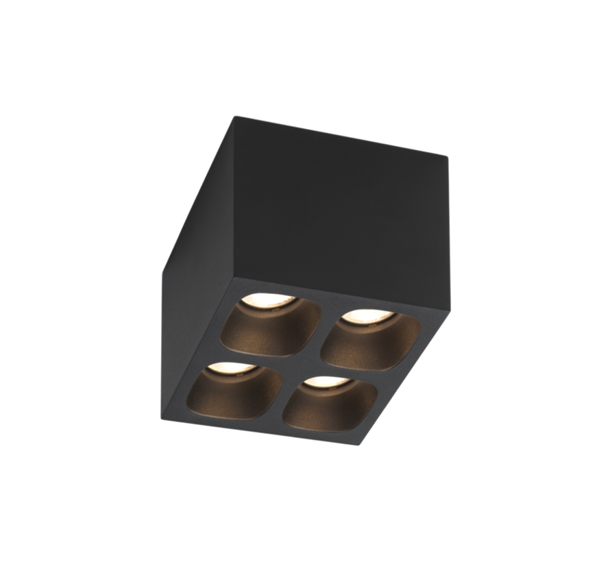 Pirro surface 4.1 LED 4x4Watt dimmable