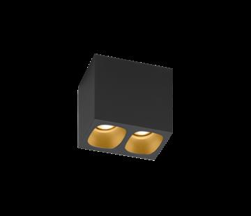 Wever-Ducre Pirro 2.0 surface LED 2x4Watt dimbaar