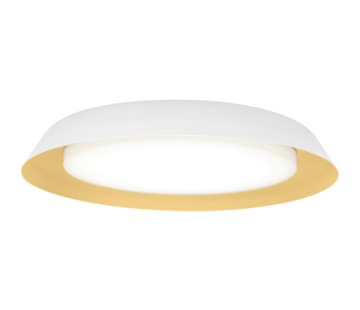 Wever-Ducre Towna 3.0 IP44 ceiling surface 32Watt Ø461mm dimmable