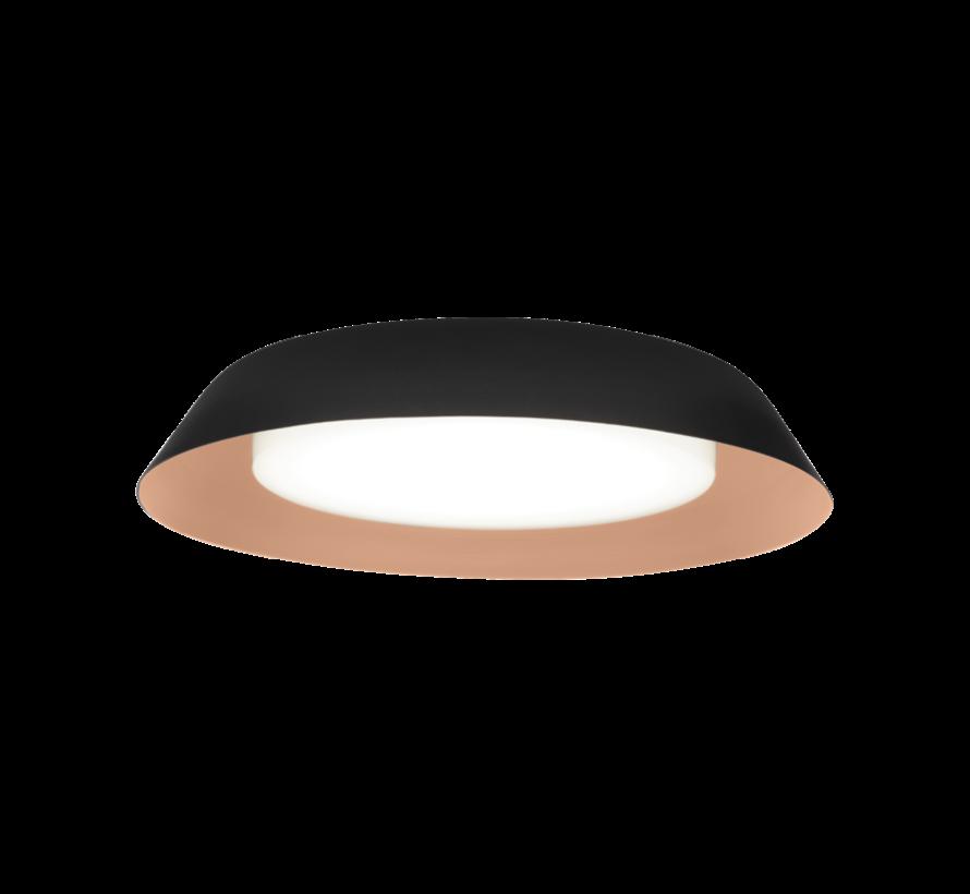 Towna 2.0 IP44 ceiling surface 18Watt Ø371mm dimmable