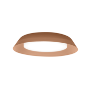 Wever-Ducre Towna 2.0 IP44 ceiling surface 18Watt Ø371mm dimmable
