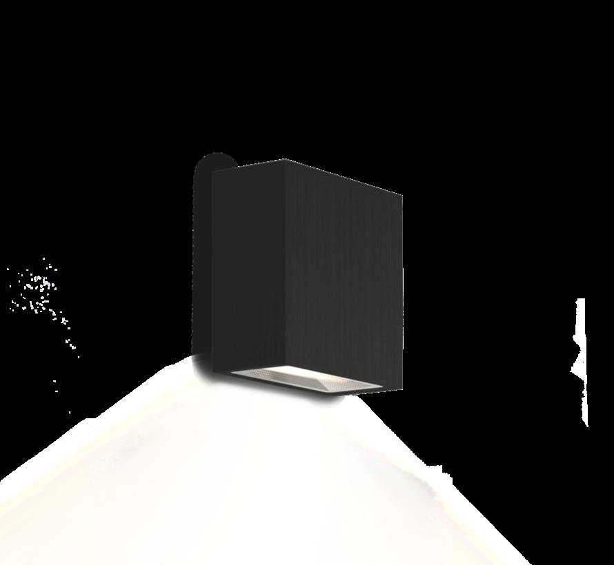 Central 2.0 led wand 2x4Watt dimbaar up-down schijnend