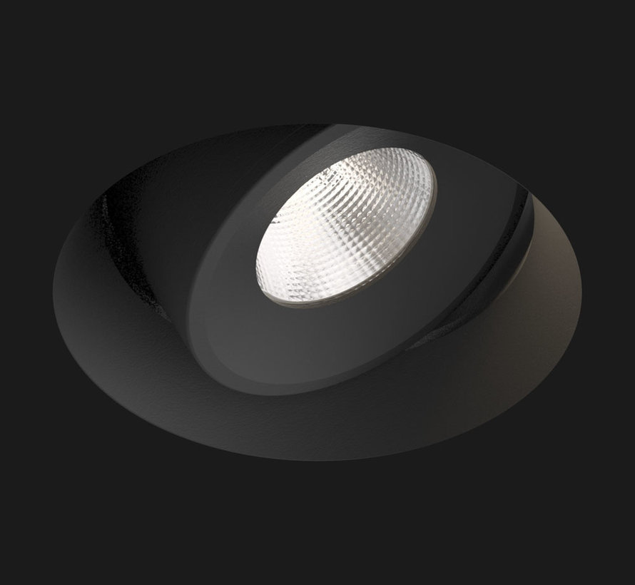 Juno trimless reflector 4,1Watt led recessed incl gypkit