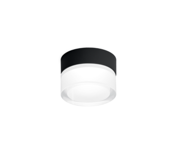 Wever-Ducre Mirbi 1.0 IP44 celing surface LED 7W-3000K dimmable